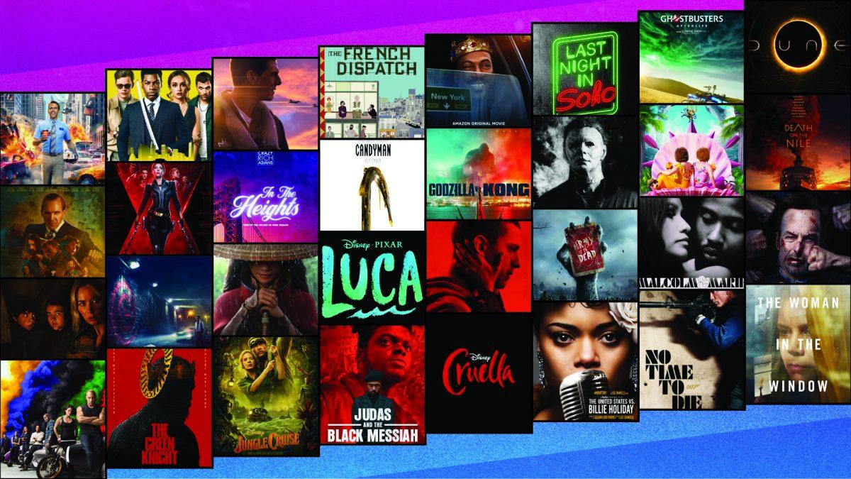 101 filma, ko gaidīt 2021. gadā