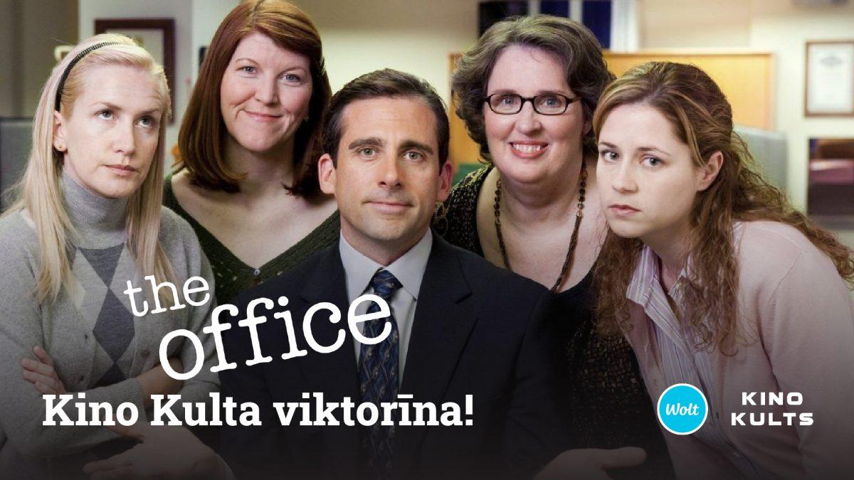 The Office: Kino Kulta viktorīna (2021)
