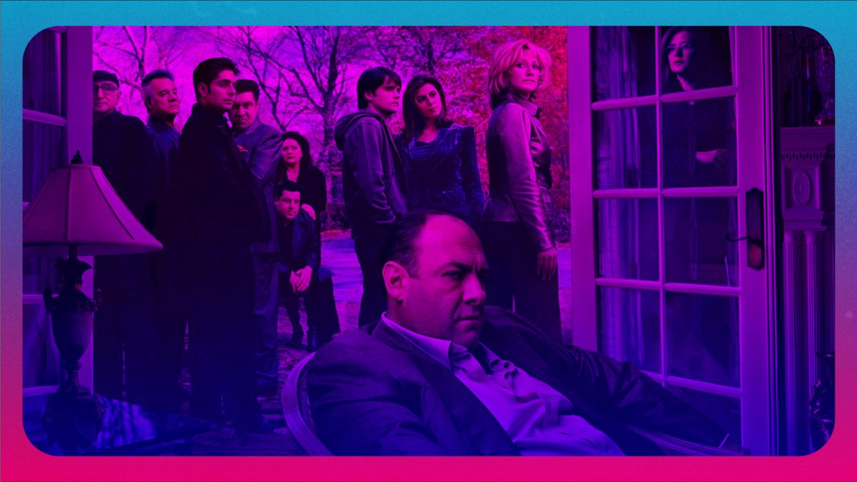The Sopranos, Soprano ģimene