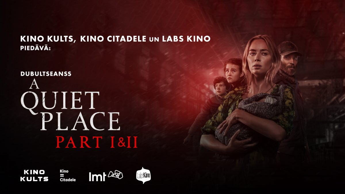 A Quiet Place Part I & II, Klusā pasaule I & II